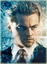 Leonardo DiCaprioin Inception